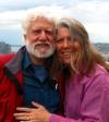 Bill Kauth and Zoe Alowan